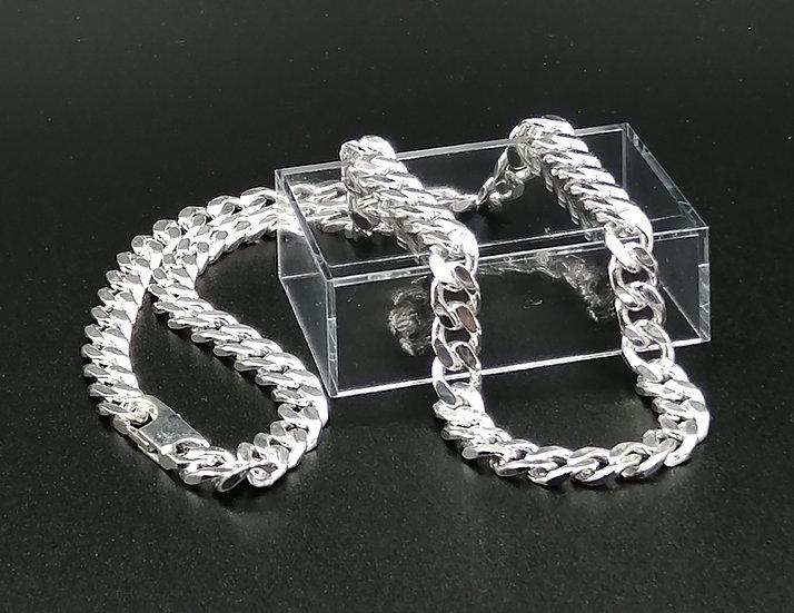 925 Silver Curb Chain