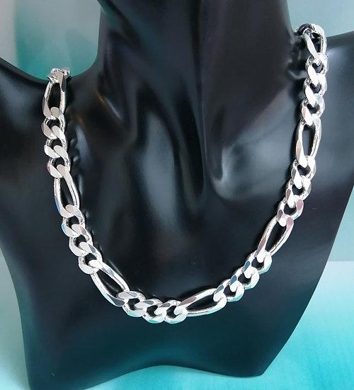 925 Silver Figero Chain