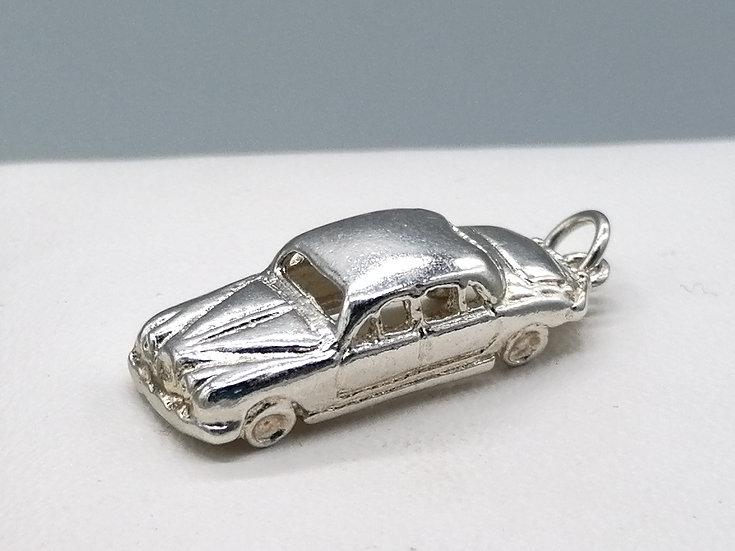 925 Silver Car Charm
