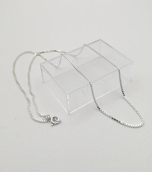 925 Silver Fine Box Chain