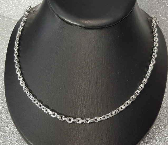 925 Sterling Silver Long Trace Chain