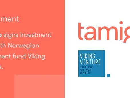 tamigo teki 9.3 miljoonan euron rahoitussopimuksen