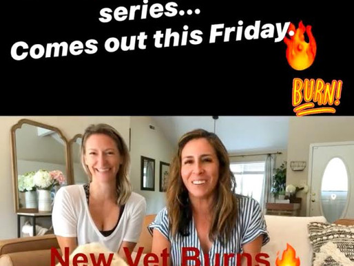 """The """"why"""" behind NEW VET BURNS"""