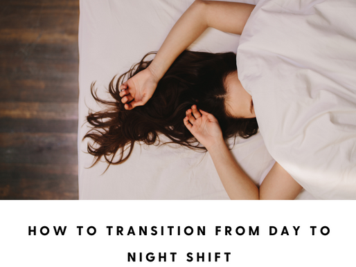 Transitioning between Day and Night Shift as a Doctor