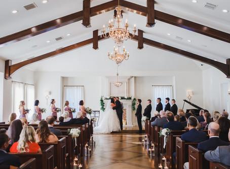 Choosing An Indoor Ceremony Space