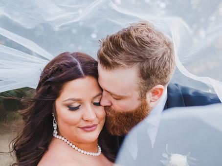 Megan + Travis - Aristide Flower Mound Wedding