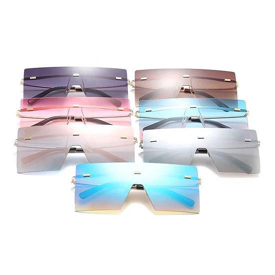 Oversized shades