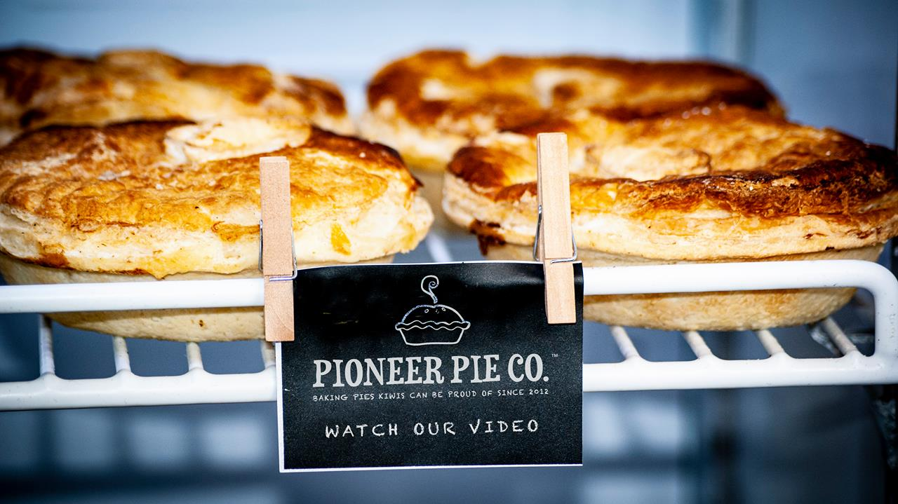 Welcome To The Pioneer Pie Co ✨ :) #AlbanyVillage #Auckland