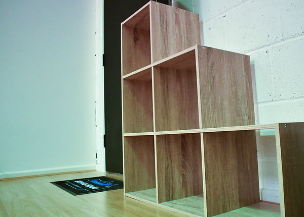 Shoe Storage Open Space Plymouth