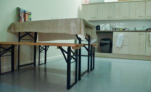 Open Space Plymouth Kitchen