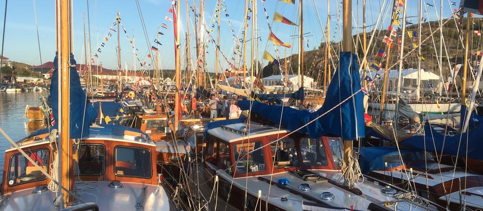 Skärhamns årliga Träbåtsfestival 6-7 Juli