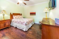 Top Floor Guest Bedroom