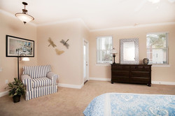 Master Bedroon with Sitting Area