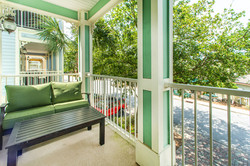 Relaxing Balcony