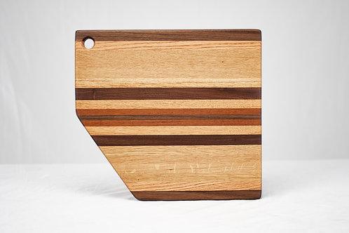 "14"" Inch Cheese Board / Serving Board - Reclaimed Hardwoods"