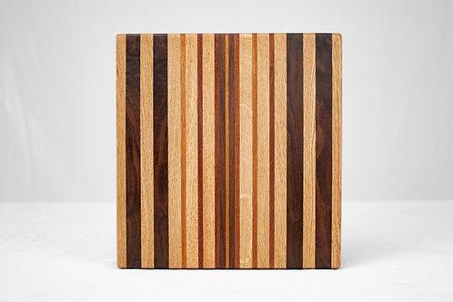 "13"" Inch Cheese Board / Serving Board - Reclaimed Hardwoods"