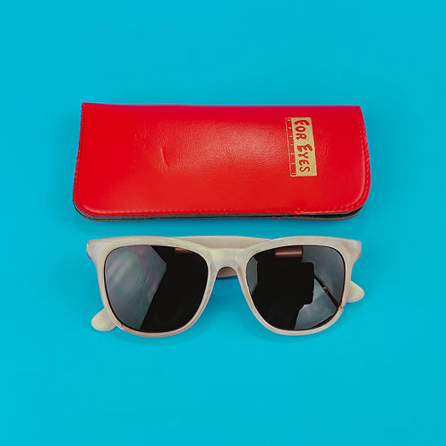 Vintage 1980s Visual Scene Marbled Sunglasses - Japan 10861 - Mod. 3GE317M