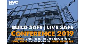 Annual NYC DOB   Build Safe|Live Safe Conference