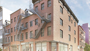 Restoration In The Cast-Iron District: Skyline Restoration's Project at  399 West Broadway, New