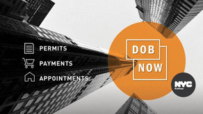 New Phases of Online Transactions with NYC DOB Are NOW in Effect and Mandatory