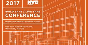 SAVE THE DATE! Build Safe / Live Safe Conference