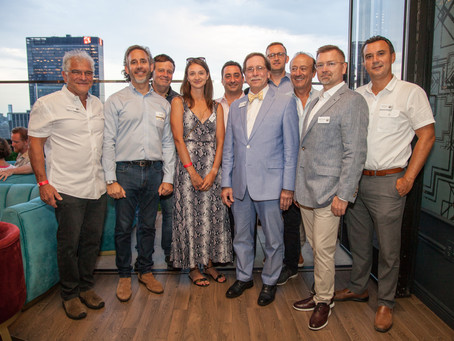 Photos From Our Rooftop Event 2019