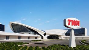 TWA Hotel opens in JFK airport's iconic flight center