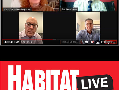 Video: NYCRA's VP Michael DiFonzo on Habitat LIVE