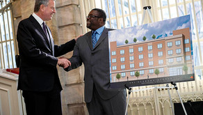 M/WBE FirmsWin Bids to BuildAt City-Owned Sites