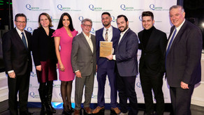 The Andromeda Building Receives Awards from the Queens Chamber of Commerce