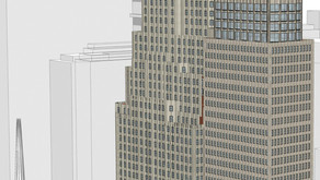 Façade Restoration at One Wall Street