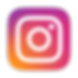 Instagram social media new updated color full color icon logo in purple and orange - The Best Marketing Agency