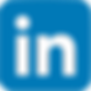 Linkedin social media sqaure icon and logo in dark blue color - The Best Marketing Agency