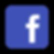Blue Facebook logo social media icon and logo - The Best Marketing Agency