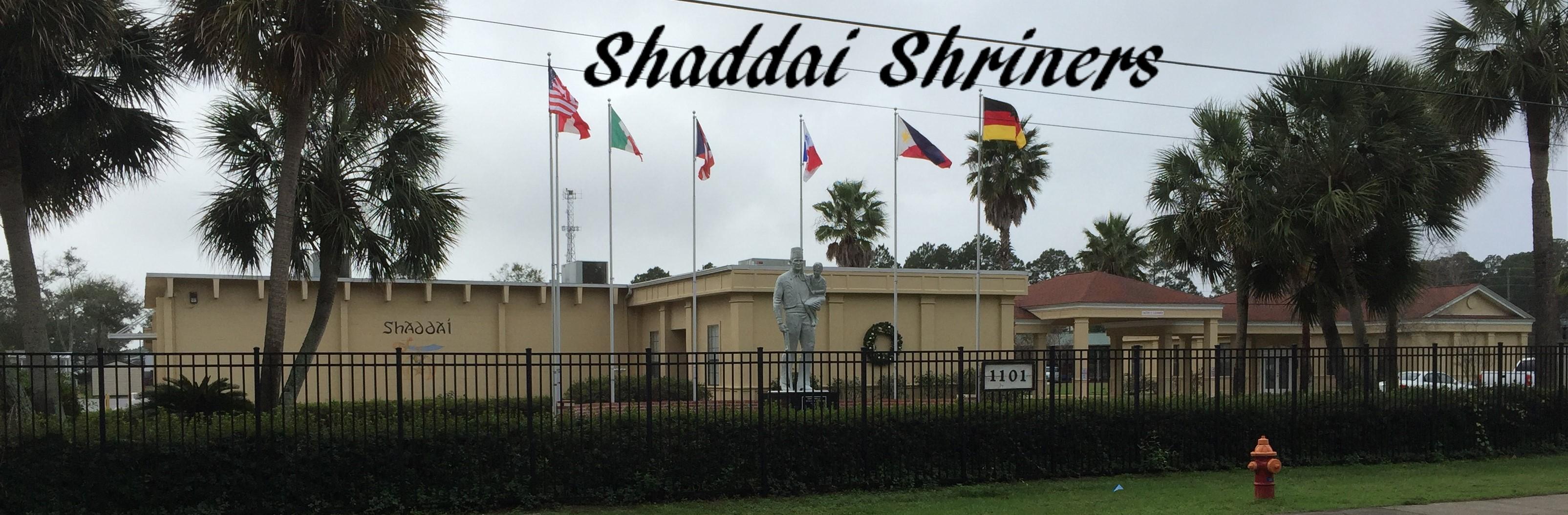 Shaddai Shriners