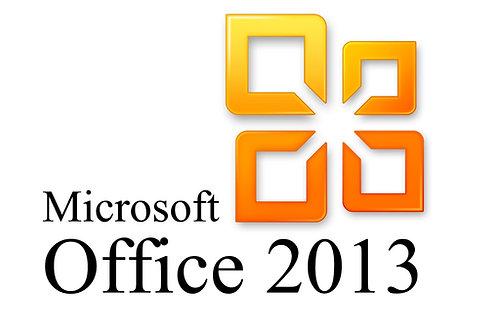 MS-OFFICE 2013