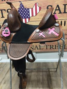 Saddle 14