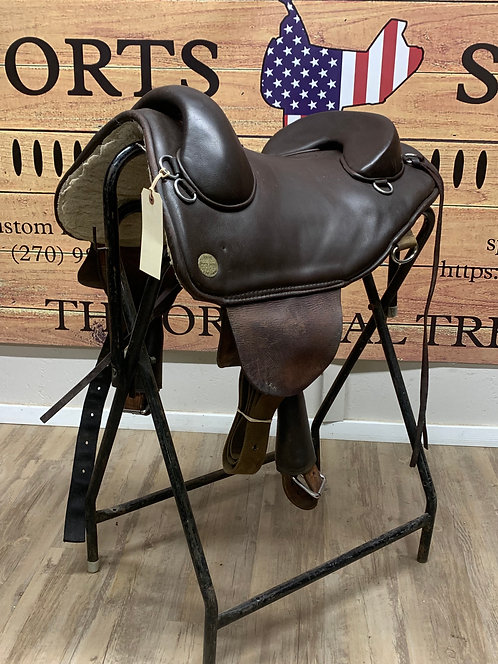 Endurance Saddle (Used) - 14""