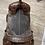 """Thumbnail: #1819  15.5"""" Hand Carved Floral Barrel Racer"""