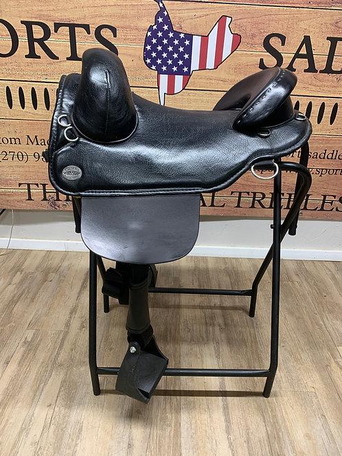 """#11693 -  15.5"""" Basic Endurance Saddle"""