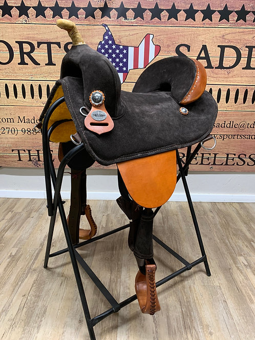 "#11506 14.5"" Basic Barrel Racer"