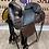 "Thumbnail: #11956 - 16.5"" Border Tooled Trail Rider"