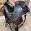 "Thumbnail: #11865 - 16.5"" Border Tooled Trail Rider"
