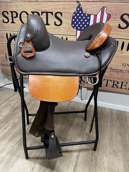 """#11885 -  14.5"""" Basic Endurance Saddle"""