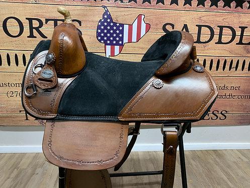 "#11461 - 16"" All-Around Saddle"