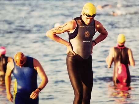 Dealing With Triathlon Pre-Race Nerves