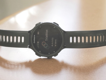 Garmin Forerunner 735XT Watch For Triathlon