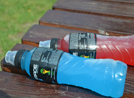What Is The Optimal Carbohydrate Concentration of Sports Drink?