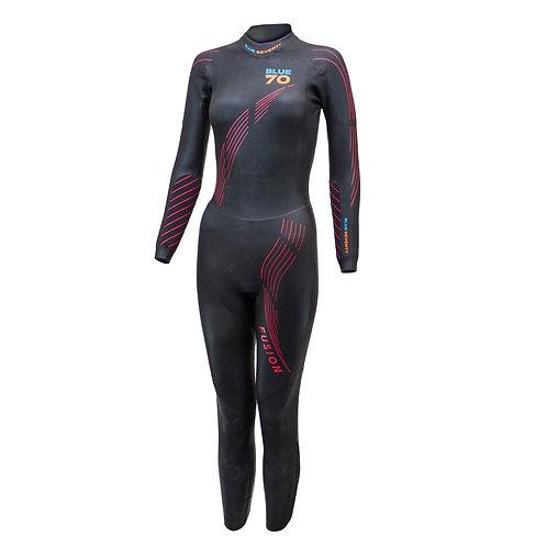 Women's Blue70 Fusion Wetsuit
