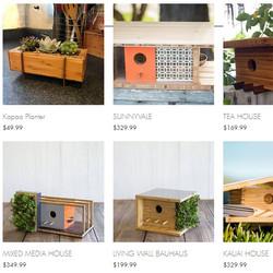 Sourgrassbuilt Birdhouses
